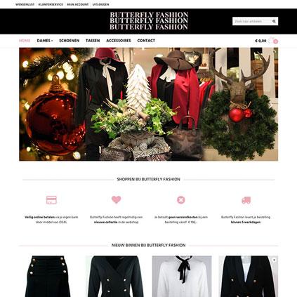 Butterfly Fashion - webshop