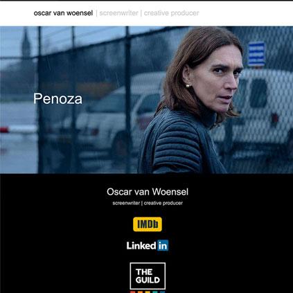 Oscar van Woensel - website